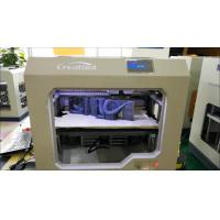 PEEK Professional 3d Printer 400*300*300 Mm Forming Size With Dual Extruders Manufactures