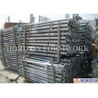 Heavy Duty Scaffolding Steel Prop With Working Height 3.5m For Formwork Supporting Manufactures