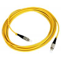 FC Fiber Optic Patch Cord Low insertion loss high return loss Manufactures
