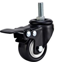 Light duty caster,small PU caster wheel,wringer castor,ring caster,rack castor Manufactures