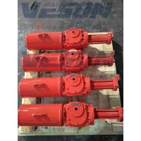 China High Pressure Double Acting Hydraulic Actuator Scotch Yoke Actuator Marine Ship on sale