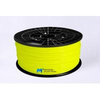 Odor Harmless PLA  / ABS 3d Printer Filament High Stiffness SGS Certificate Manufactures