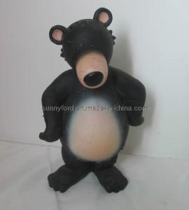 China Polyreisin Dancing Bear Figurine (SFR1443) on sale
