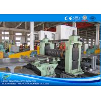 SKD11 Blade Steel Slitting Equipment Mill Speed 50m / Min 250KW Power 440V Manufactures