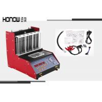 Manual Fuel Injector Tester And Cleaner , Rotation Speed 0 - 10000rpm Manufactures