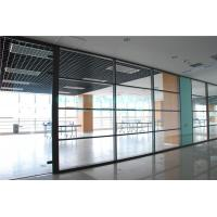 China Glass Movable Partition for Office, Conference Room, Shopping Hall, etc. on sale