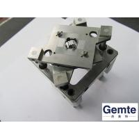 jig machining parts metal mould component spare mold part provider Manufactures