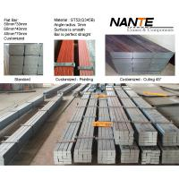 Crane Long Traveling Rail Hot-rolled Flat Bar 50*30 can be Customized Manufactures