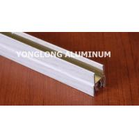 Multifunctional Extruded Aluminum Profile For Wardrobe Square Shape Manufactures