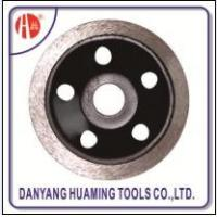 "HM-52 3""/80mm Diamond Cup Wheel Manufactures"