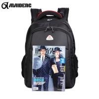 China Cool Man Laptop Travel Backpack / Anti Theft 17 Inch Laptop Backpack on sale