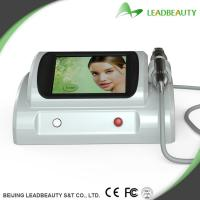 Effective White 5 MHZ Fractional RF Microneedle Machine for Skin Rejuvenation Manufactures