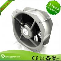 200mm Industrial DC Axial Fan / Air Flow Dc Motor Fan For Ventilation Manufactures