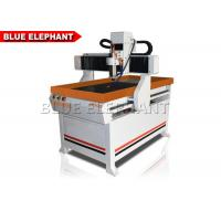 China 6090 Cnc Router Stone Engraving Machine 2.2kw Spindle Cast Iron Structure on sale