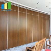 Customized Color Movable Partition Walls For Residential House Space Saving Manufactures