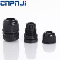 China High quality Pa66 Nylon waterproof m20 cable gland for junction box on sale