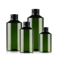 Sloppe Shoulder Plastic Shampoo Bottles Refillable Shampoo Bottles For Shower Manufactures