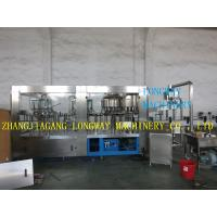 Automatic Mineral Water Bottling Equipment / Drinking Water Filling Machine Manufactures