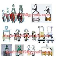 China Cable Block Sheave&Hook Sheave on sale