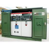 24kV Outdoor Rmu Ring Main Unit  Electrical Box / Power Distribution Box Manufactures