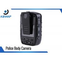 China 8 Hours Infrared Body Camera Recorder , 16G Police Night Vision Body Camera on sale