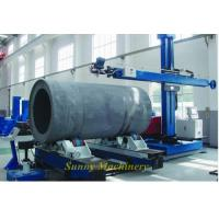 Heavy Duty Cylinder Welding Column Boom For Boiler Tank Pressure Vessel Manufactures
