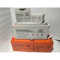 Street Lighting Sealed Lead Acid Battery 2V 800AH Good Deep Charge Cycle Manufactures