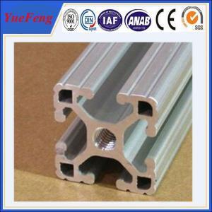high quality industrial aluminum profile , aluminium extrusion profile for exhibition Manufactures