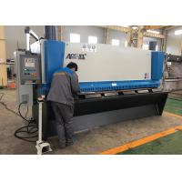 6mm Hydraulic Guillotine Shearing Machine For Cutting Aluminum Sequence Repeat Function Manufactures