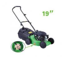 China 19 Garden Cutting Machine 4HP Hand Push Steel Lawn Mower CE Approved on sale
