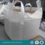 Super sack pp virgin 1 ton super sacks for food grade powder big bag for cement/1000kg pp Manufactures