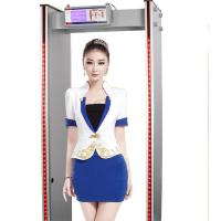 6 Zone and 18 Zone switchable Intelligent Walk Through Metal Detector Price for sale
