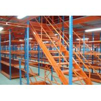 High Space Usage Powder Coated Mezzanine Floor Manufactures