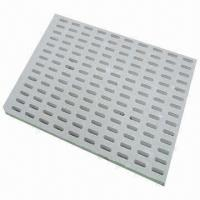 Perforated Fiber Cement Board with 4, 5, 6 and 8mm Thickness, High Strength Manufactures