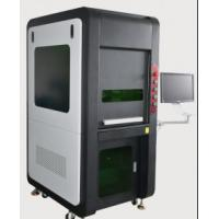 Enclosed UV Laser Marking Machine For Glass PCB Cell Phone IC Ceramic Manufactures