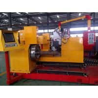 CNC Pipe bevel Plasma cutting machine Manufactures