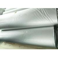 0.05mm Aluminum Foil Heat Insulating Material Raw Material For Soundproof Material Manufactures