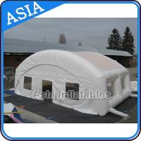 China Large Customized Advertising Inflatable Tent, Inflatable Tent For Emergency on sale
