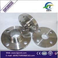 China Gr5-Ti-6Al-4V Titanium alloy flanges with  high quality and good price on sale