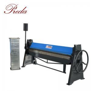China sheet metal folding machine manual flange bender crimping machine on sale