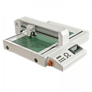 China Compact Design Digital Die Cutting Machine Flatbed Vinyl Cutter 600W High Power on sale