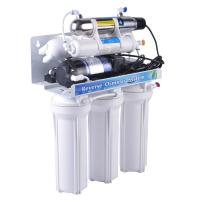 400 GPD Reverse Osmosis System Water Treatment Microcomputer Control Manufactures