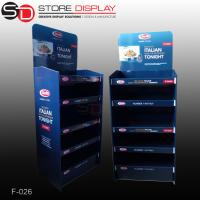 Custom bottled food pop stand rack Manufactures
