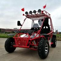 Buy cheap 250cc Large Size Go Kart Buggy Water Cooled With 4 Wheel Independent Suspension from wholesalers