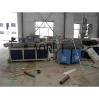 Single Wall Corrugated Plastic Pipe Manufacturing Machine for Cable Manufactures