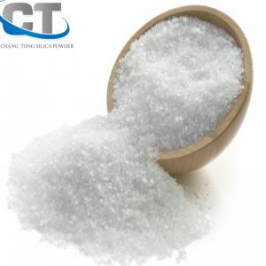 Epoxy resin, pouring quartz rubber Fused silica powder Manufactures