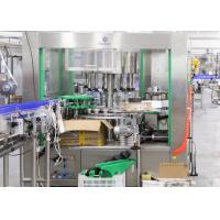 Full Automatic Rotary Wrap Around OPP Labeller Hot Melt Glue Labeling Machine Manufactures