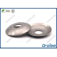 18-8/304 Stainless Steel Bowel-shaped Cylonic Washers for Roofing Screws Manufactures
