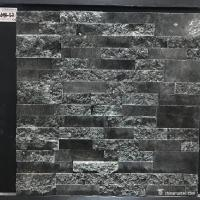 Natural stone , Chinese Black Granite Wall Stone Cladding Ledge Stone Manufactures