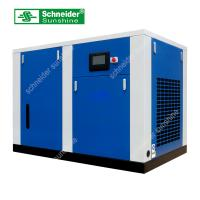 Rotary Screw Oil Free Air Compressor 3.72~16.60 m³/min For Printing Machine Manufactures
